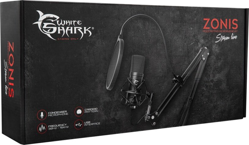 Микрофон White Shark