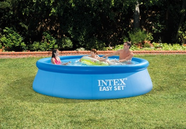 Pripučiamasis baseinas Intex Easy Set, Ø305 cm