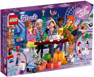 Konstruktors LEGO Friends Advent Calendar 41382