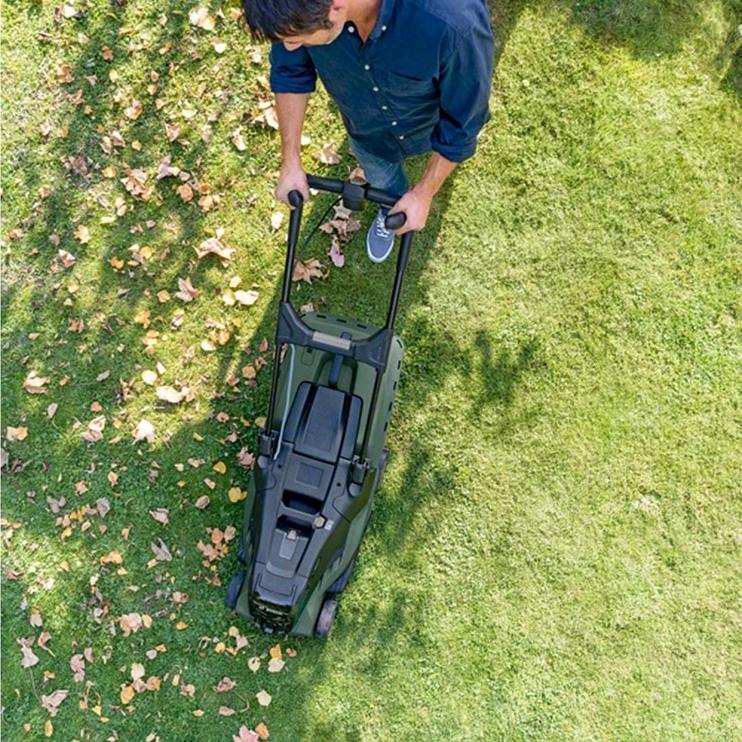 Аккумуляторная газонокосилка Bosch AdvancedRotak 36-850
