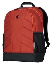 "Wenger Quadma 16"" Laptop Backpack Rust"