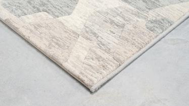 Ковер Domoletti Argentum 063-0586-4949, серый, 150 см x 80 см