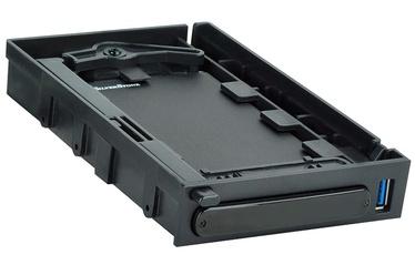"SilverStone Enclosure MS06 2.5"" SSD/HDD USB 3.0 Black"