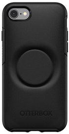 Otterbox Otter Back Case + Pop Symmetry Series For Apple iPhone 7/8 Black