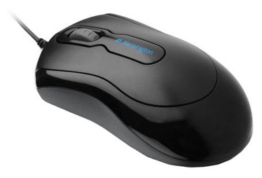 Kensington Mouse-in-a-box Optical Mouse Black