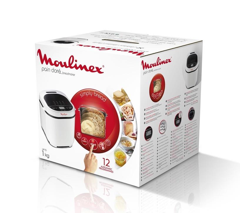 Duonkepė Moulinex Pain Doré