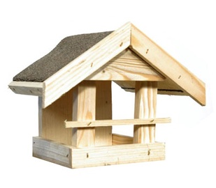 Linnusöögimaja, 23x20x20 cm