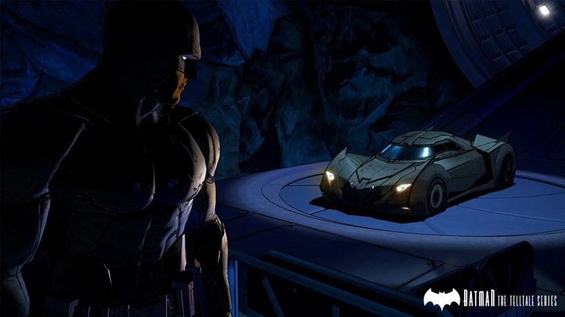 Игра для Xbox 360 Batman: The Telltale Series Season Pass Disc Xbox 360