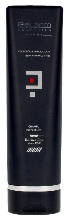 Šampoon Salerm Barber Line Shampoo 250ml