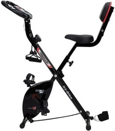 Christopeit Exercise Bike X3 Black