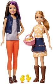 Mattel Barbie Sweet Orchard Farm Skipper & Stacie Dolls GCK85