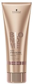 Šampūnas Schwarzkopf Blondme Tone Enhancing Bonding Warm, 250 ml