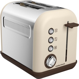 Morphy Richards Special Edition Accents Sand 2 Slice Toaster 222004