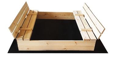 Песочница 4IQ, 120x120 см