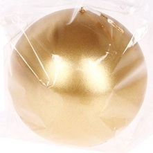 Verners Candle 8cm Gold