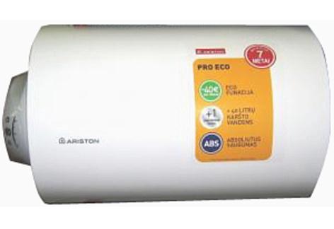 Ūdens sildītājs - boileris Ariston Pro Eco, 80H