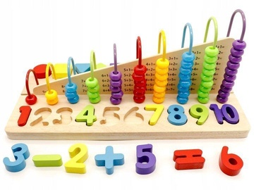 EcoToys Educational Toy Blocks Of Figures
