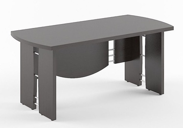 Skyland Born V 101 Executive Desk 200x90cm Wenge Magic