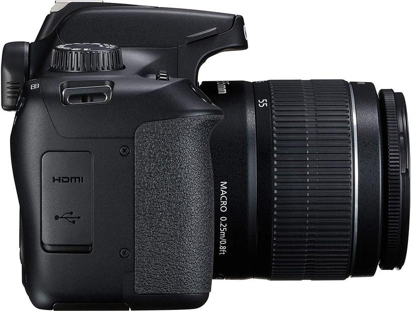 Canon EOS 3000D + EF-S 18-55