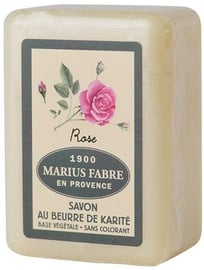 Marius Fabre Shea Butter Soap Rose 150g