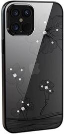 Чехол Devia Crystal Flora for iPhone 12 Mini, черный