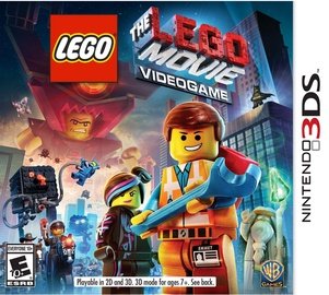Lego Movie The Videogame 3DS