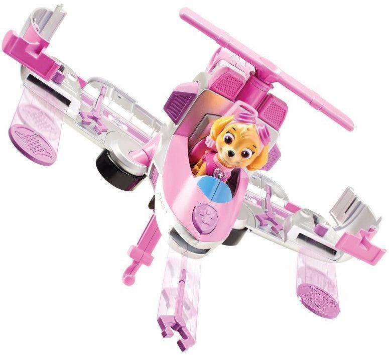 Rotaļlietu figūriņa Spin Master Paw Patrol Flip & Fly Skye 20088697