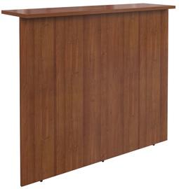 Skyland Dex DMS 160 Reception Desk Walnut