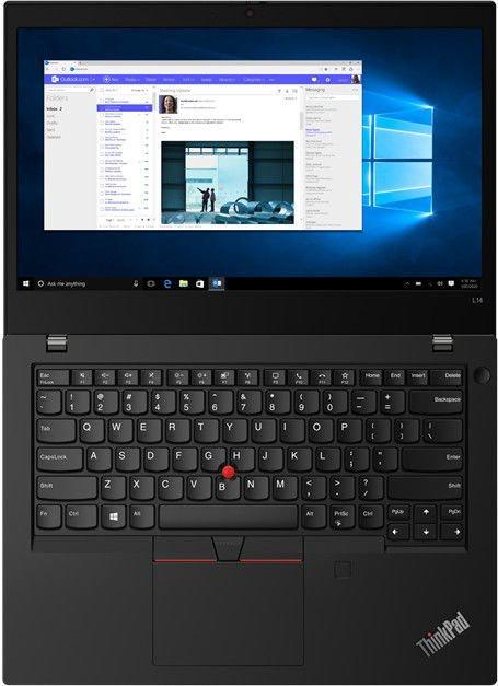 """Nešiojamas kompiuteris Lenovo Thinkpad L L14 Gen 1 20U1000YPB PL Intel® Core™ i5, 16GB/512GB, 14"""""""