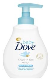 Dove Baby Rich Moisture Head To Toe Wash 200ml