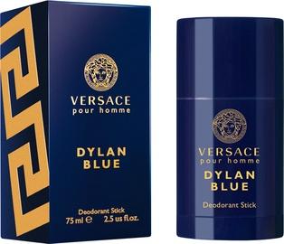 Vyriškas dezodorantas Versace Pour Homme Dylan Blue, 75 ml