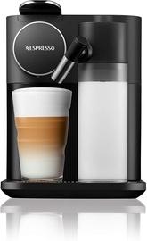 Kapsulas kafijas automāts Nespresso Gran Lattissima Black, melna