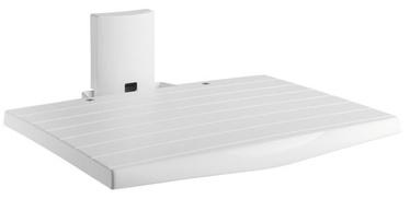 Televizoriaus laikiklis Meliconi Universal Shelf White