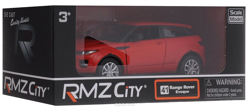 Rotaļu mašīna RMZ City Range Rover EVOQ 554008M