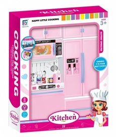 Askato Happy Little Cooking Dream Kitchen With Fridge And Dishwasher 106359