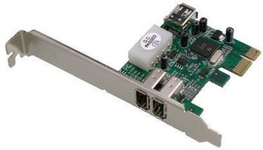 Dawicontrol DC-1394 PCIe FireWire Retail