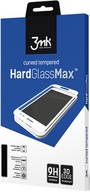 3MK HardGlass Max Screen Protector For OnePlus 8 Pro Black