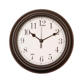 Pulkstenis sienas d22cm 126522