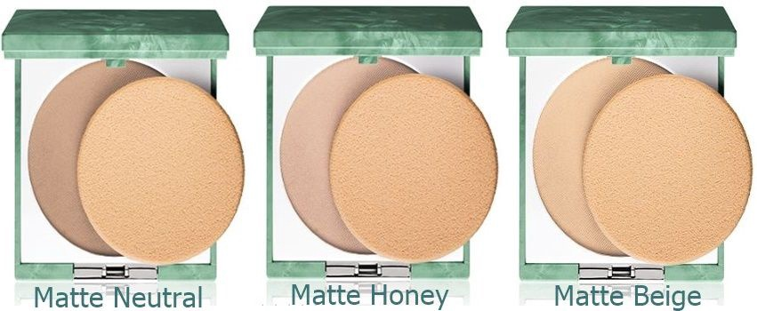 Clinique Superpowder Double Face Makeup 07 Matte Neutral | Saubhaya Makeup