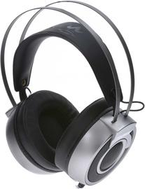 Žaidimų ausinės Manta MM019G Silver