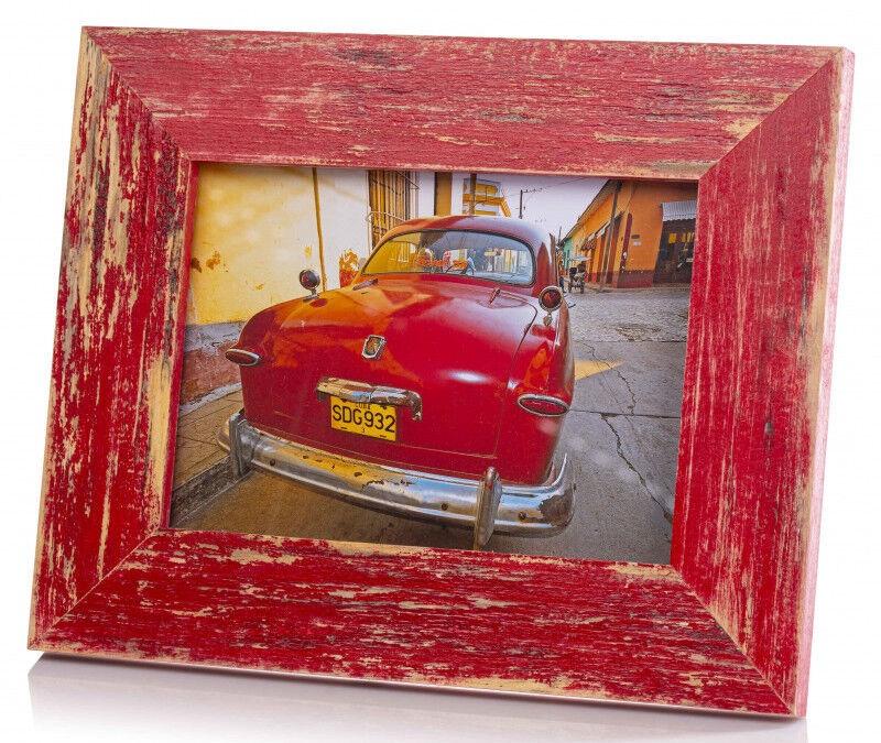 Фоторамка Bad Disain Photo Frame 15x21cm 1520969 Red