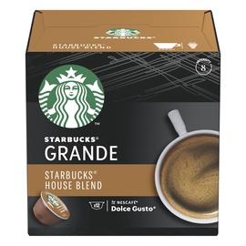 Kafijas Kapsulas Starbucks Dolce Gusto House Blend ,12 gab