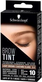 Краска для бровей и ресниц Schwarzkopf 17 Light Brown, 17 мл