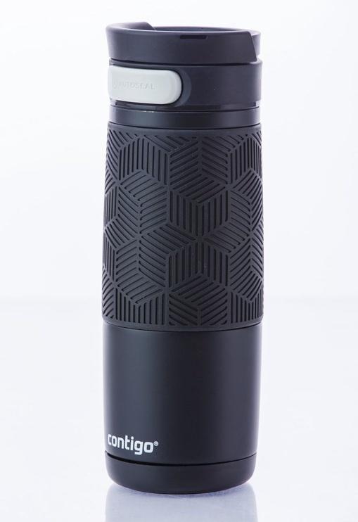 Contigo Metra Transit Vacuum Mug 470ml Black