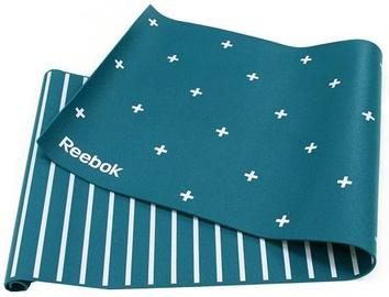 Reebok Yoga Mat English Emerald 173x61cm Blue