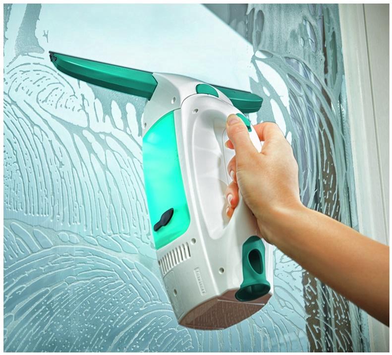Vakuuminis langų valytuvas Leifheit Dry and Clean 51000