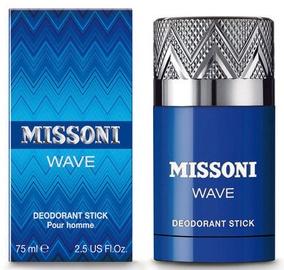 Vyriškas dezodorantas Missoni Wave, 75 ml