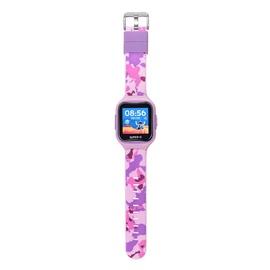 Laikrodis telefonas Gudrutis Super-G Blast Camo Pink