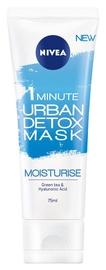 Nivea Essentials 1 Minute Urban Detox Mask Moisturise 75ml