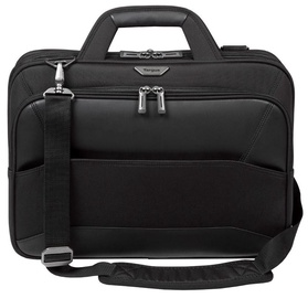 "Targus, Mobile VIP Notebook Bag For 15.6"" Black"